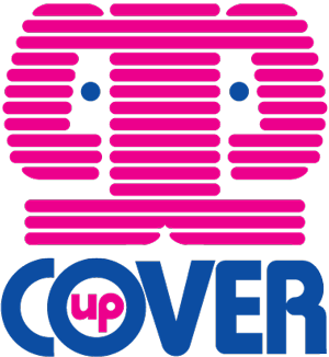 cover up logo